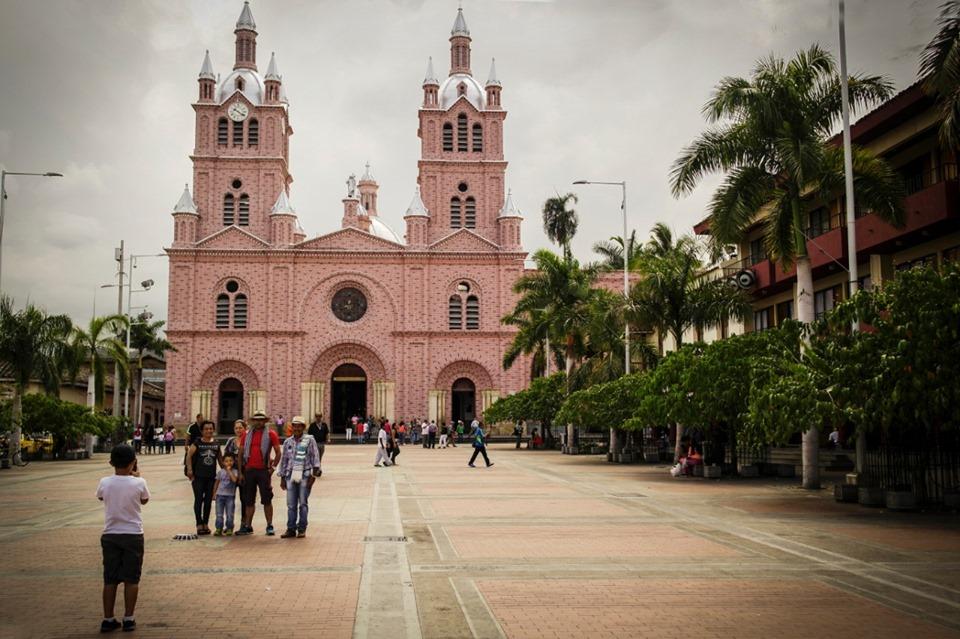 Iglesia de Buga