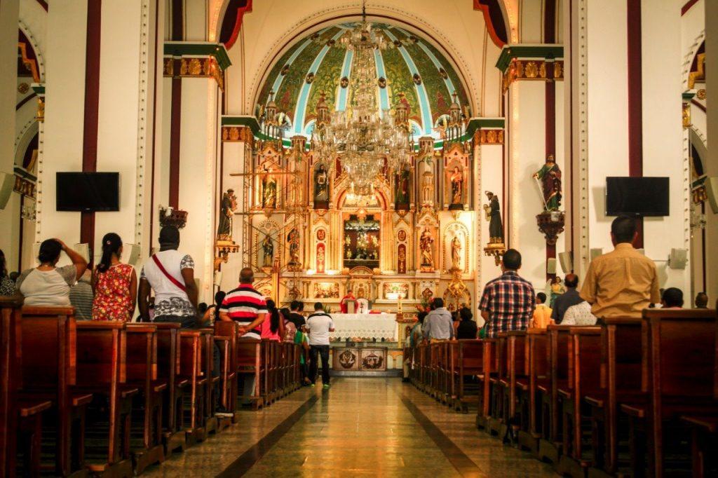 Eucaristías de Buga