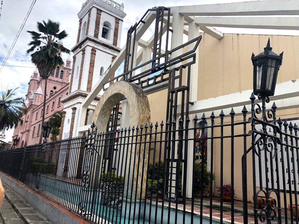 Primera Iglesia de Buga